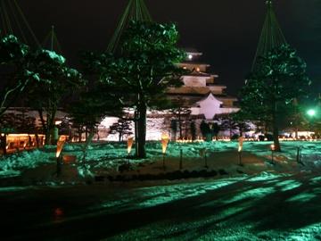 本丸とお城