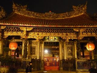 200年の歴史のある寺院